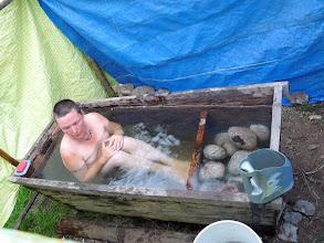 Photo: und erleben das traditionelle Hot Stone Bath
