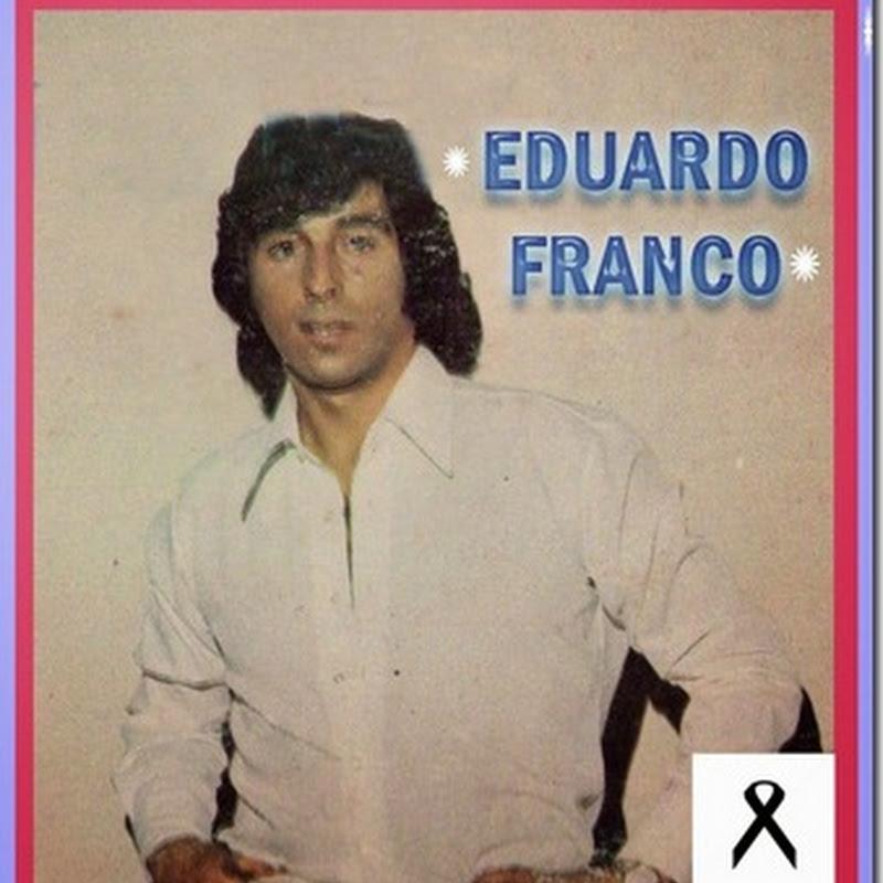 Homenajes a Eduardo Franco se cumplieron durante toda la semana