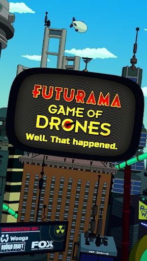 Futurama: Game of Drones screenshot 5