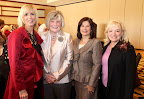 Susan Williams, Renova Williams, Cecilia Monacelli, Nancy Dennis