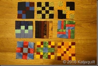 Quilt 365 - 10 bis 18 - klein