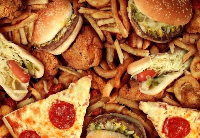 Food That kill Brain Slowly