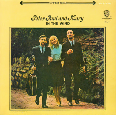 Peter, Paul & Mary ~ 1963 ~ In The Wind
