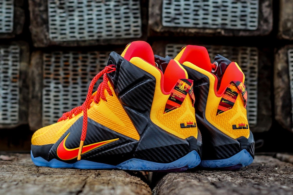 8b6ce2df36852 Available Now  Nike LeBron 12