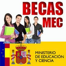 Becas MEC