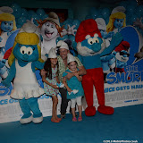 WWW.ENTSIMAGES.COM -   Donal MacIntyre  at       The Smurfs 2 - gala film screening at Vue West End (Leicester Square), London, July 28th 2013                                                  Photo Mobis Photos/OIC 0203 174 1069