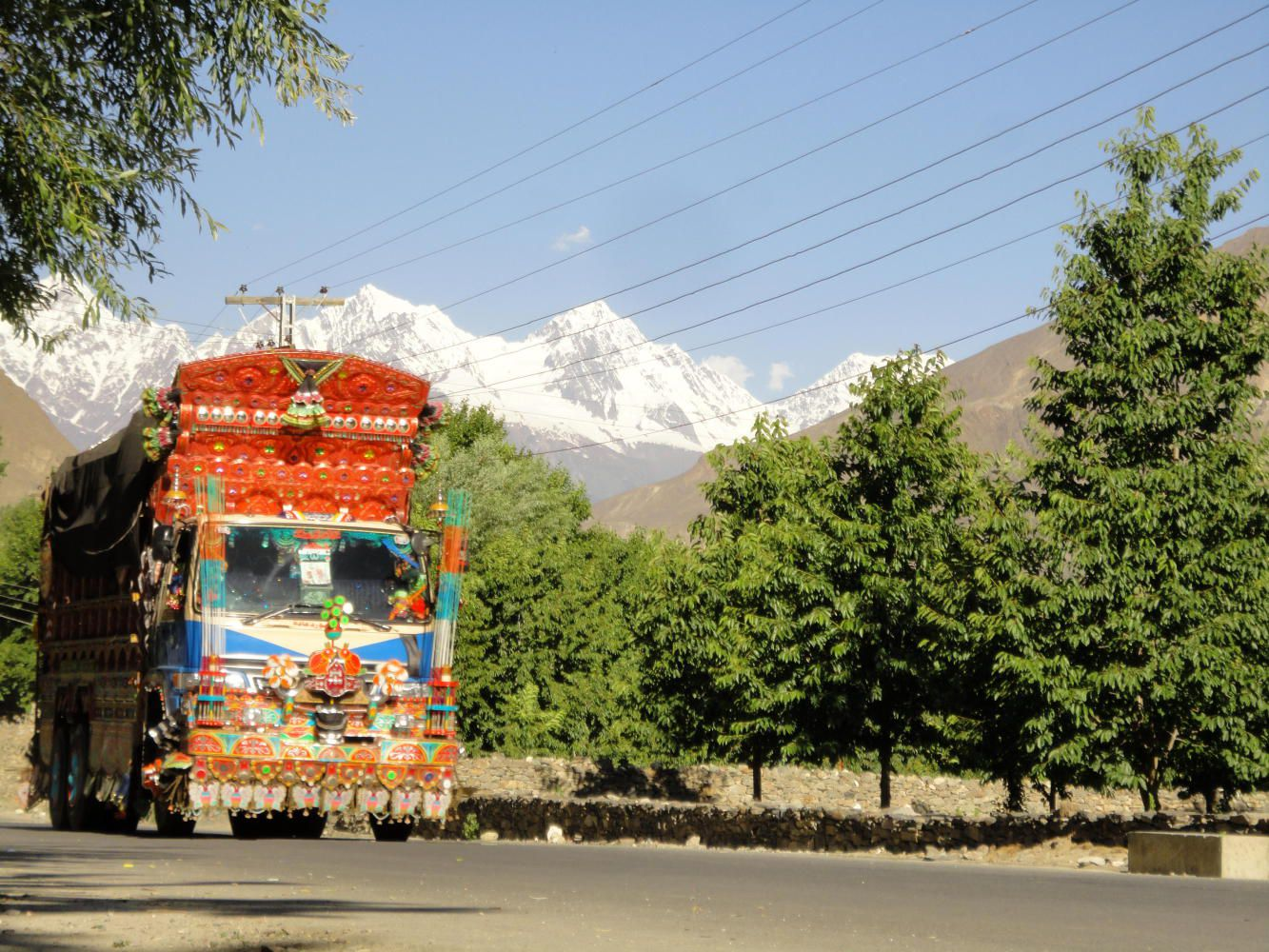 Gulmit, Nagar