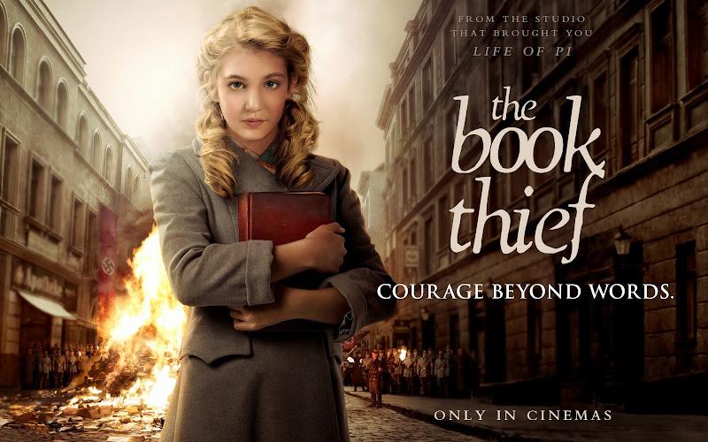 Η Κλέφτρα Των Βιβλίων The Book Thief Wallpaper
