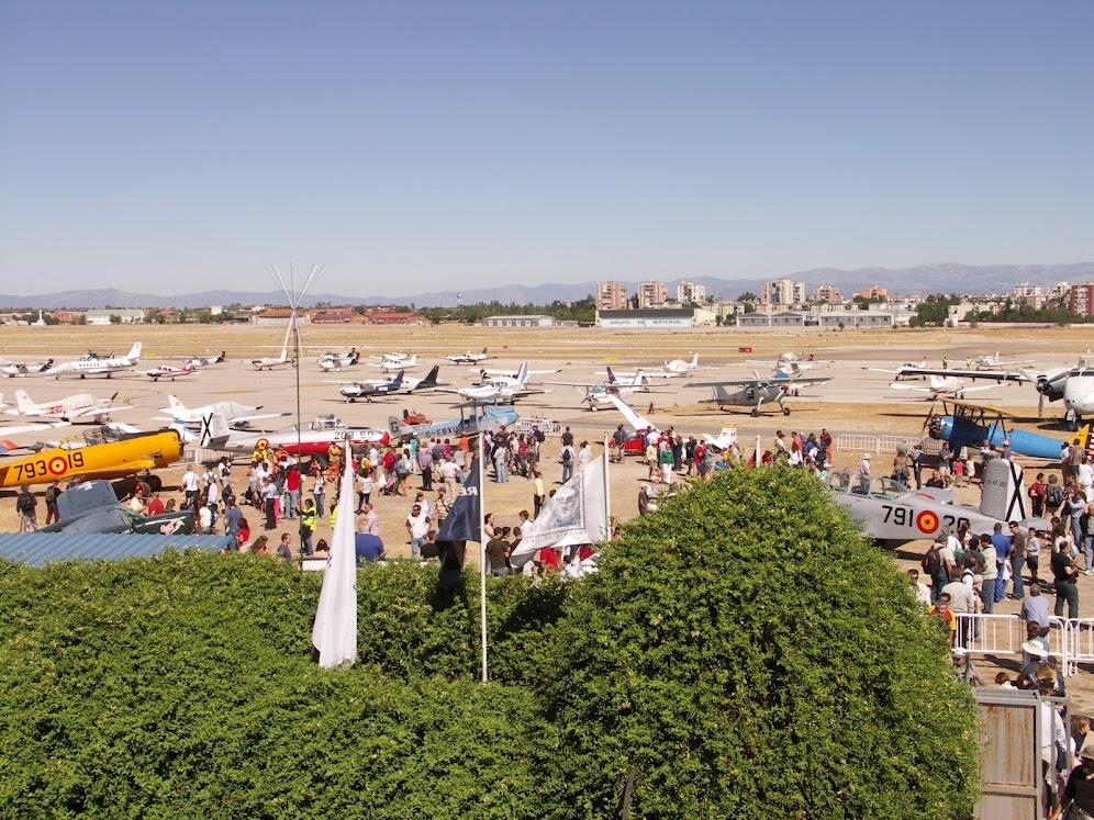 """Exhibición aerea de la Fundación """"Infante de Orleans"""". PICT0398"""