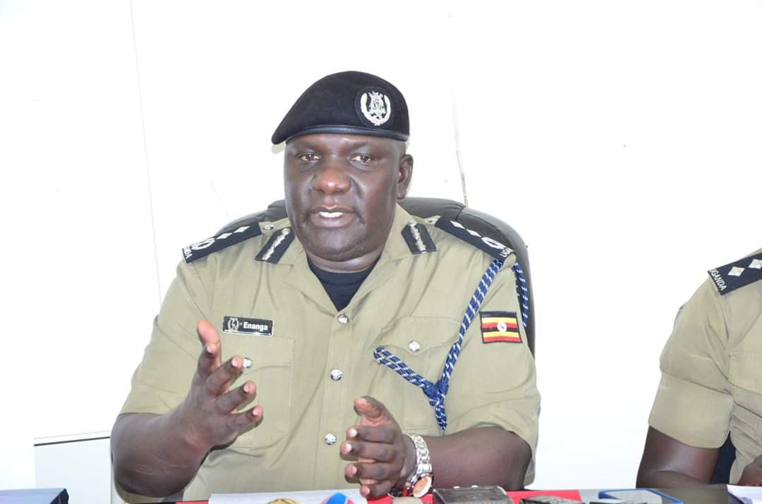 Uganda Police force explains. PHOTO | BMS