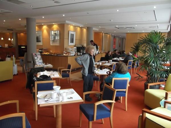 NH Hotels Groningen, sala ristorante