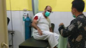 Saat Ceramah di Bandarlampung, Syekh Ali Jaber Ditusuk Seorang Pemuda