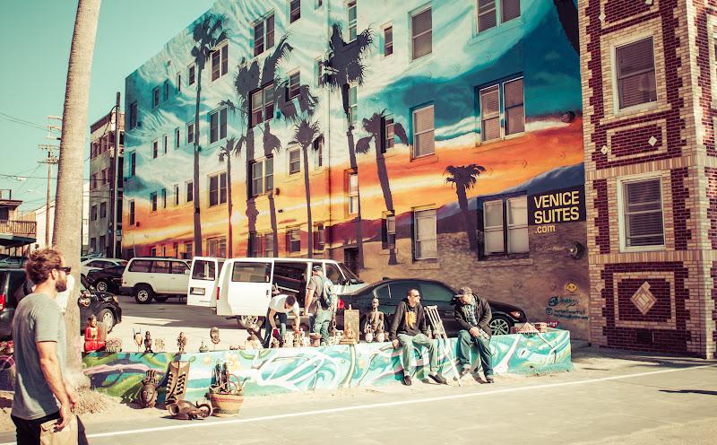 Kalifornia 2015 -- Venice Beach