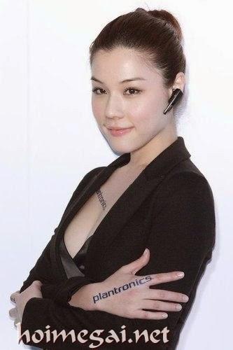 Kimberly Chan người mẫu đài loan bị hiếp