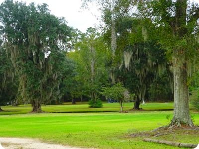 Slidell Elks RV park