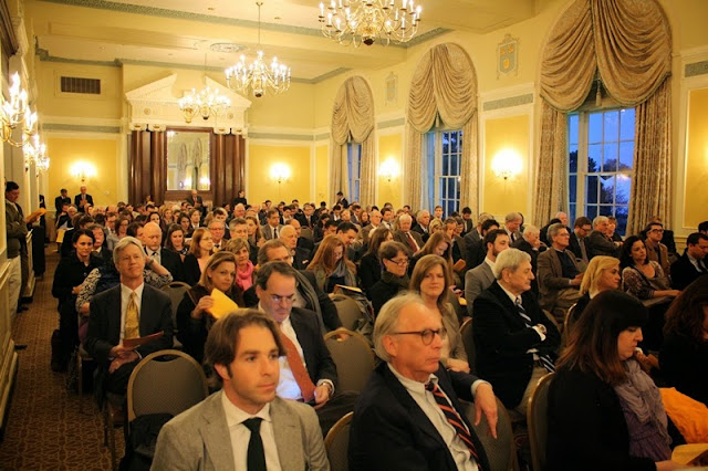 Hundreds of people attended the 2015 Annual Meeting