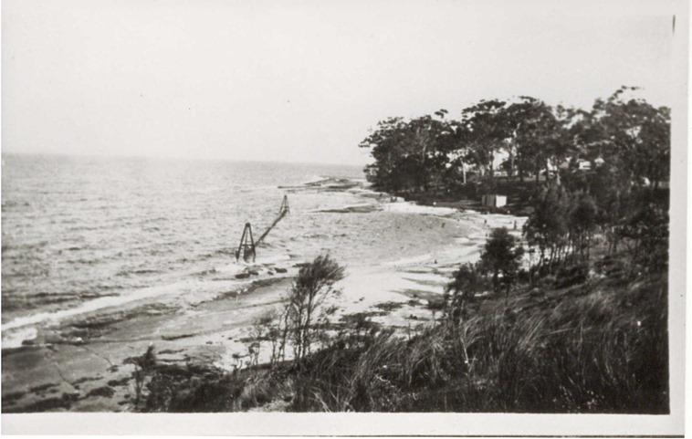 679 Sharknet beach