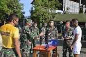 Ribuan Pemuda Bersaing Ingin Jadi TNI AD di Korem 141/Tp