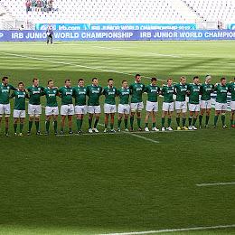 2012-06-12 JWC Ireland U20 41 Italy U20 12