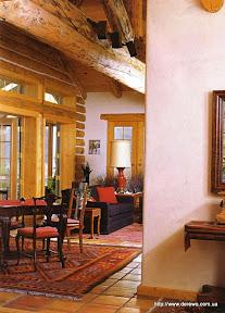 Интерьеры деревянных домов - 0076.jpg