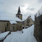 De retour à Portet de Luchon, bien enneigé