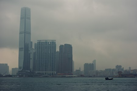 Cloudy HK