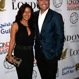 WWW.ENTSIMAGES.COM -    Hayley Tamaddon and Nick Ede   at          London Lifestyle Awards at The Troxy, 490 Commercial Road, London,October 23rd 2013                                             Photo Mobis Photos/OIC 0203 174 1069