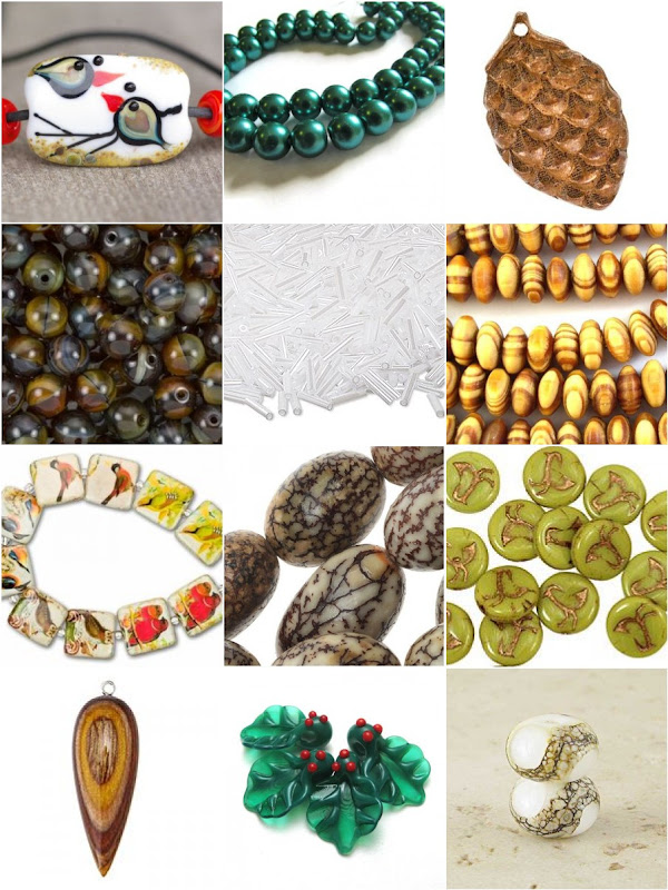 Winter Wonders Bead Wishlist