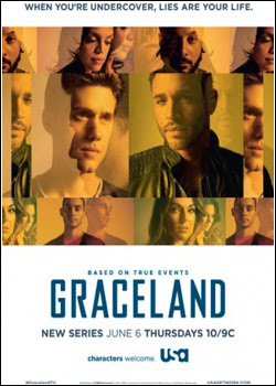Download - Graceland S01E01 - HDTV + RMVB Legendado