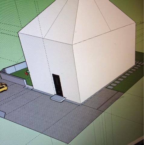 wir bauen unser h uschen mit heinz von heiden wunschvorstellung. Black Bedroom Furniture Sets. Home Design Ideas