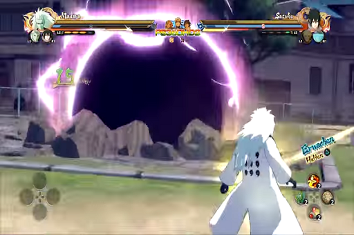 New Naruto Shippuden Ninja Storm 4 Hint 1.0 screenshots 6