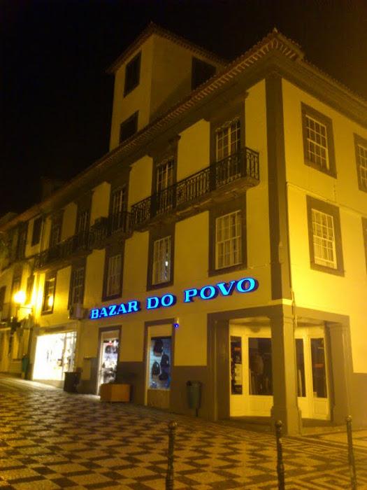 "a ""new"" chinese Bazar do Povo"