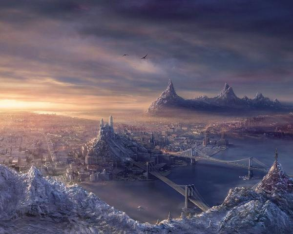 Dream Of Silent Place, Fantasy Scenes 3