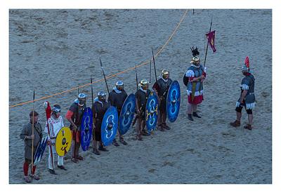 GeoXantike 2015 - Die Gladiatoren-Show