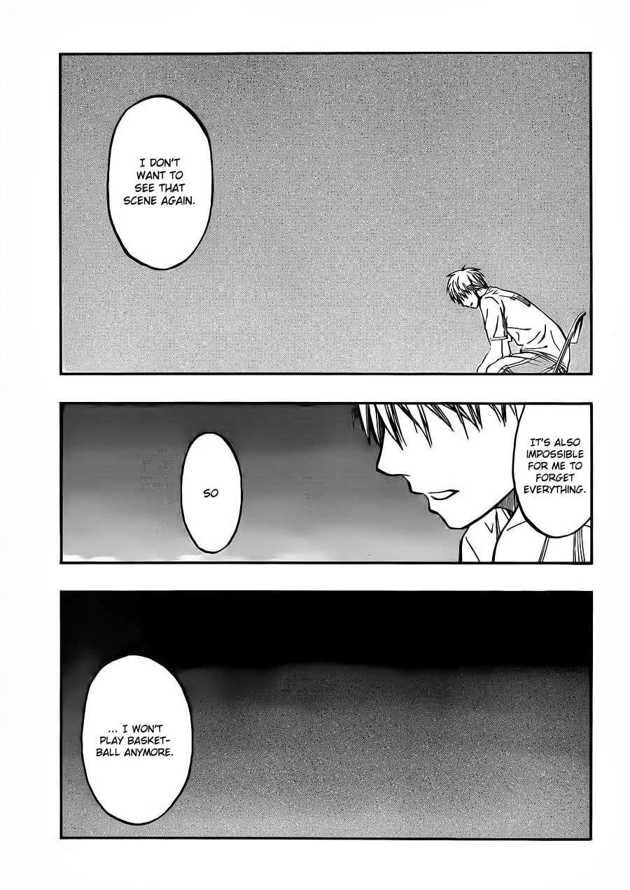 Kuroko no Basket Manga Chapter 227 - Image 05