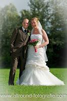 Bruidsreportage (Trouwfotograaf) - Foto van bruidspaar - 043