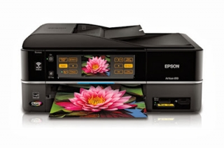 Drivers & Downloads Epson Artisan 810 All-in-One printer for All Windows