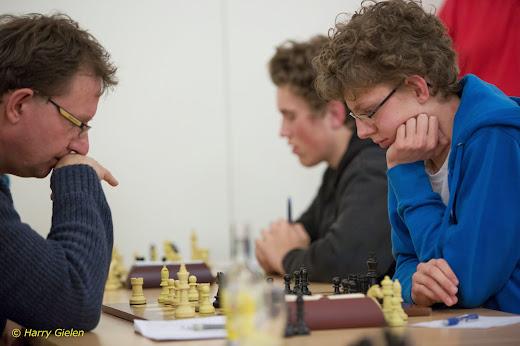George Scharke wint