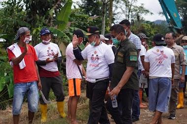 Bersama NA Buka Jalur Evakuasi, Warga Dadok Padang Usulkan Nama Jalan Prabowo