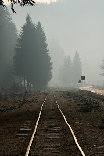 Covasna cale ferata