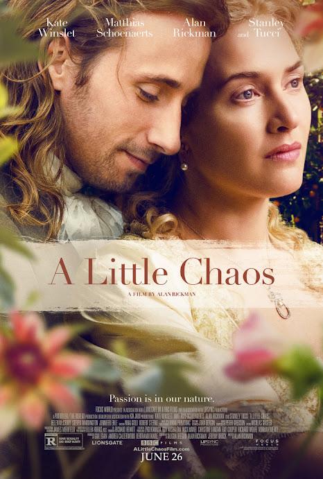 Ένα Μικρό Χάος (A Little Chaos) Poster