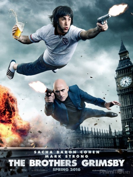 The Brothers Grimsby - Anh Em Nhà Grimsby
