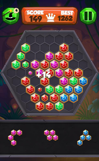 Block Hexa Puzzle (Free) 1.0 screenshots 7