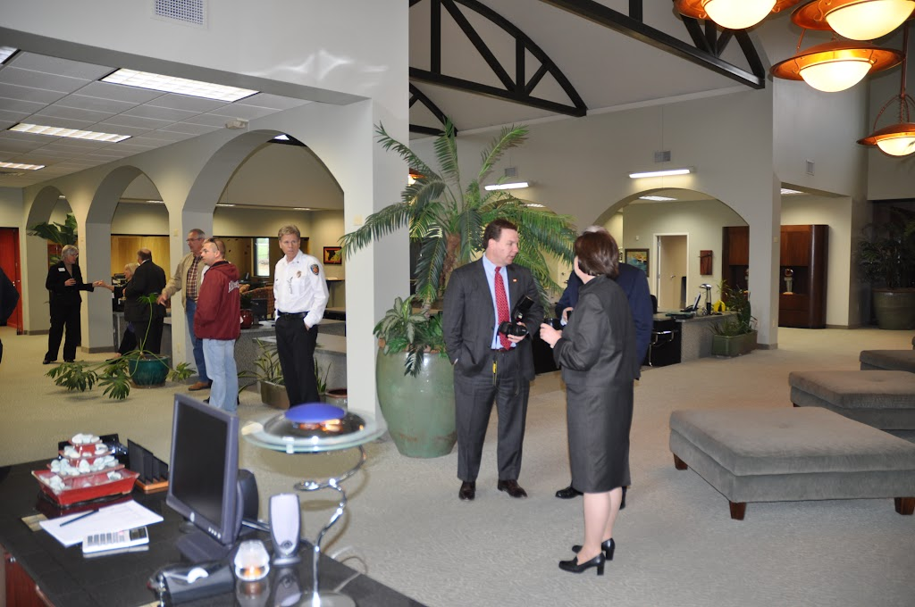 U of A System President Dr. Donald Bobbitt Visit - DSC_0165.JPG