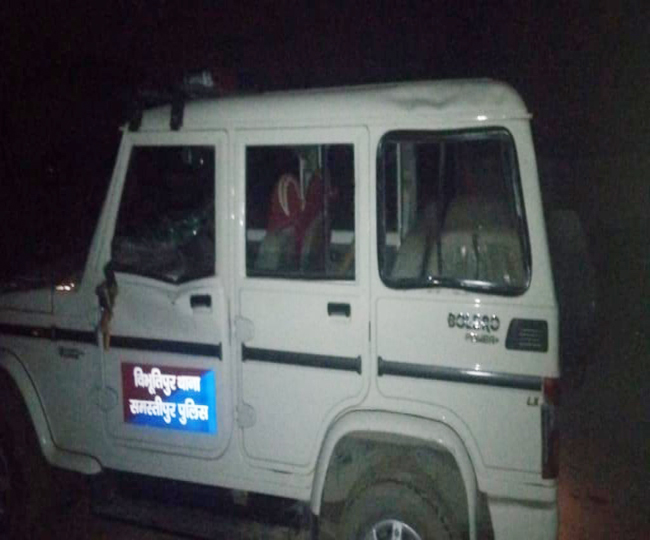 समस्तीपुर में प्रवासियों को क्वरांटाइन करने गई पुलिस टीम पर देर रात हमला, पुलिस वाहन व एंबुलेंस को किया क्षतिग्रस्त