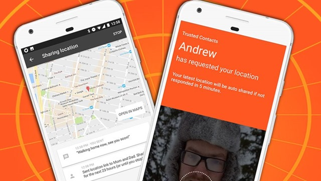 Trusted Contacts - TechRadar