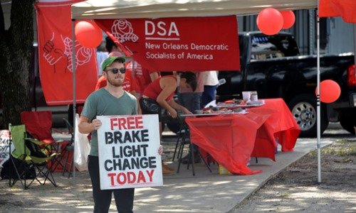 DSA taking care of the big problems