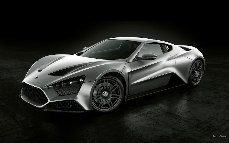 Zenvo ST1 most expensive car (1)