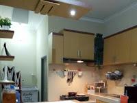Desain Interior Dapur Dengan Furniture Minimalis Sederhana Kecil