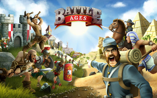 Battle Ages V1.5 Mod Apk (Unlimited Money)